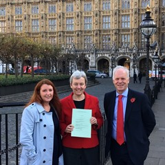 Margaret Greenwood MP and the NHS Bill