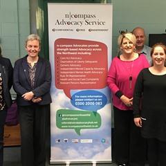 Margaret Greenwood Wirral Advocacy Hub
